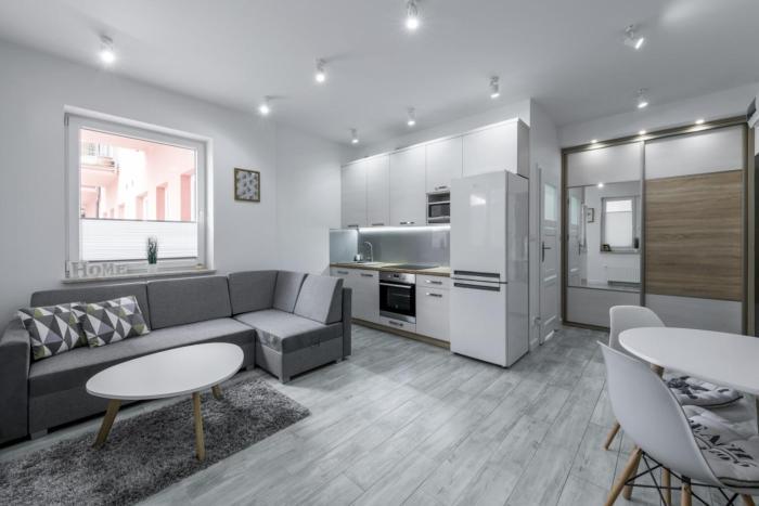 Apartament Żeglarska U2