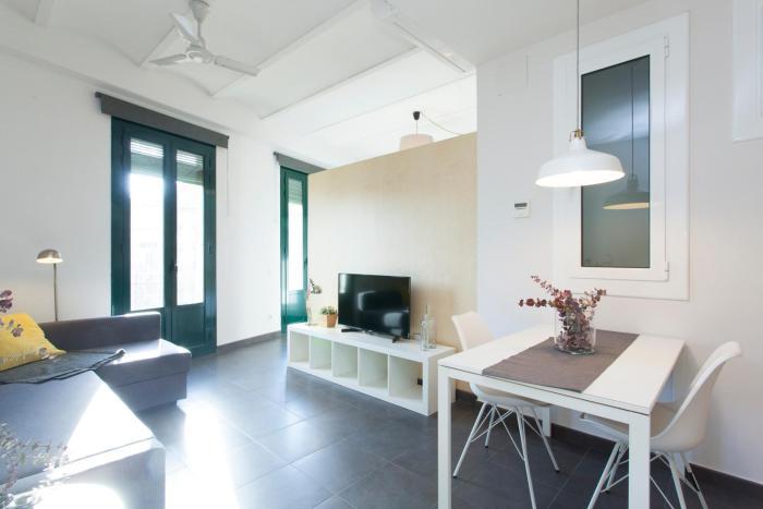 Balcony Apartment Sagrada Familia BC