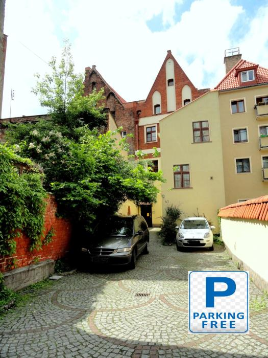 Nova Apartamenty Starówka Parking