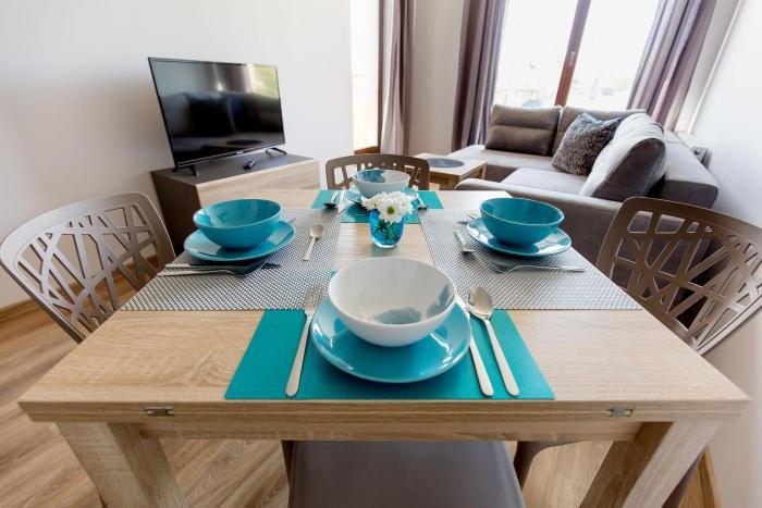 Lazuryt Apartment