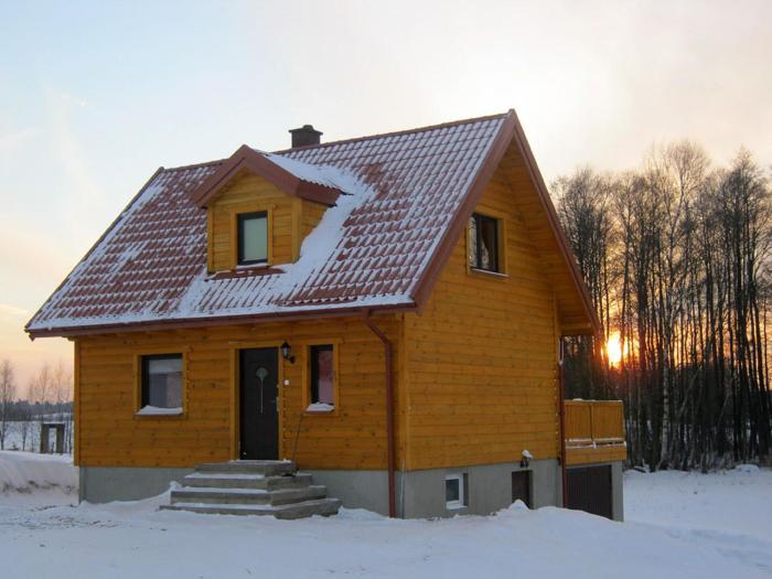 Domek Nad Jeziorem Białym