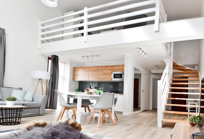 Apartament Dwupoziomowy na Stoku Apartamentuj