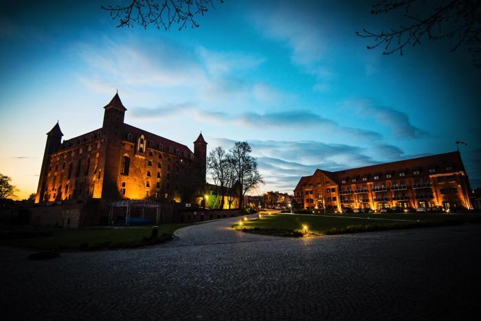 Zamek Gniew - Hotel Rycerski