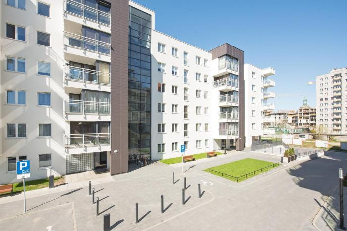 Gdańsk Comfort Apartments Łąkowa II