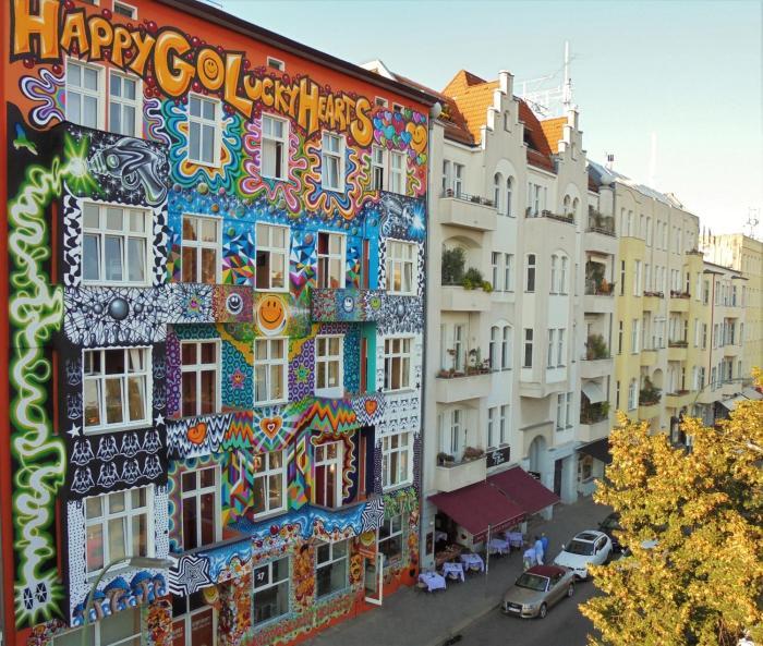 Happy Go Lucky Hotel Hostel
