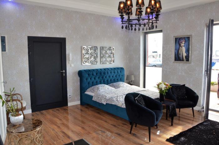 VIP apartament w porcie