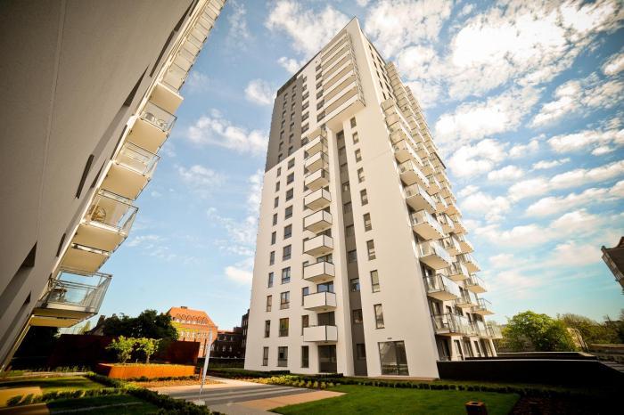 Grand Apartments Bastion Wałowa
