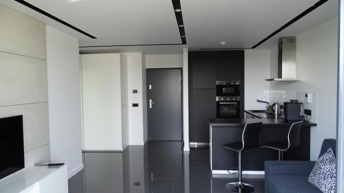 Black Line Apartment