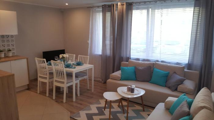 Q4 APARTMENTS Diana 6 min to the beach