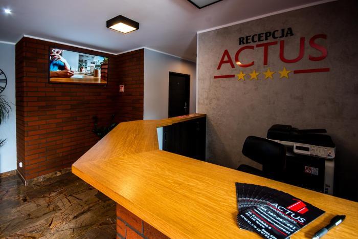 ACTUS Pokoje