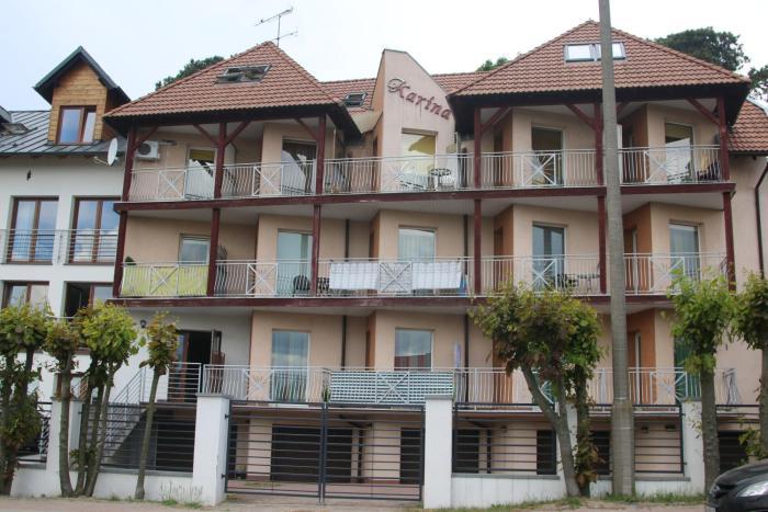 Apartament Gdańska 1393