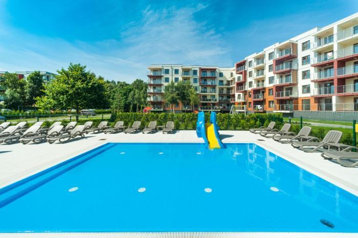 """Apartament """"Nova Polana"""" Kołobrzeg Polanki Park"""