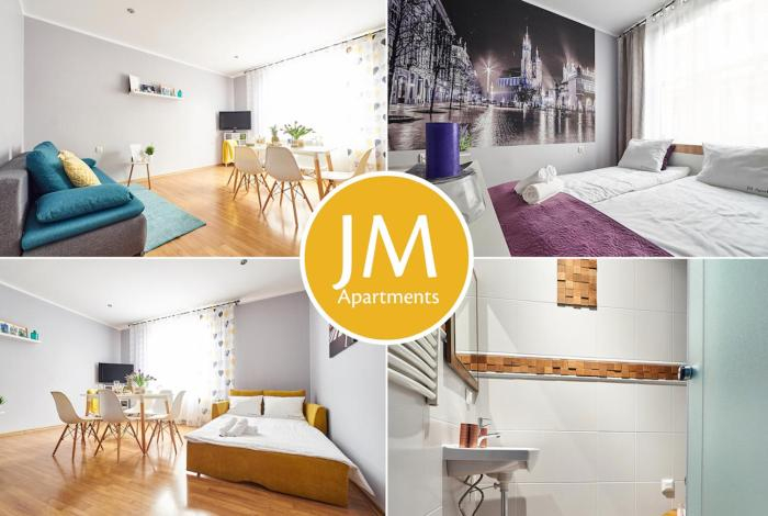 JM Apartments zamieszkaj w Centrum