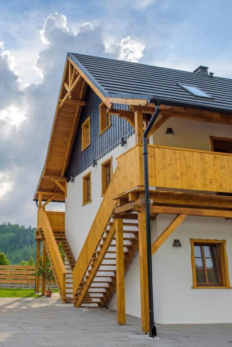 Apartamenty Stara Morawa