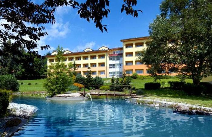 Exclusive HOTEL Lipno Wellness & SPA