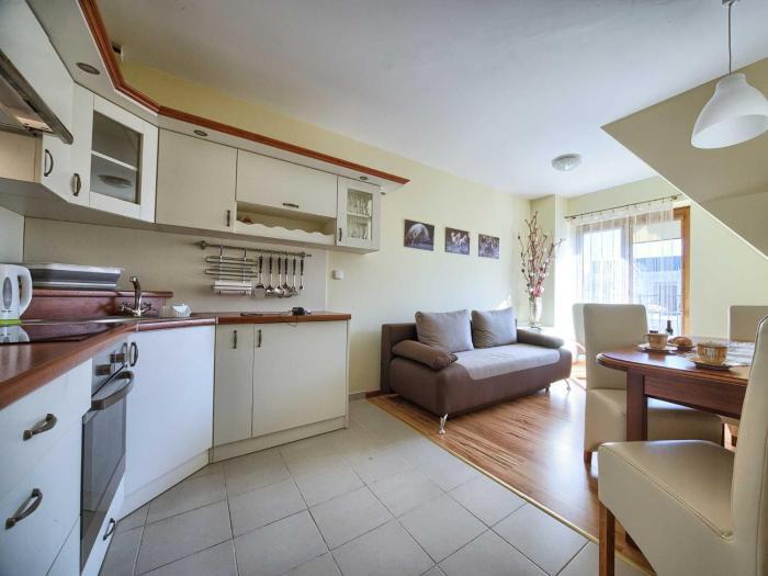 VisitZakopane Pistachio Apartment