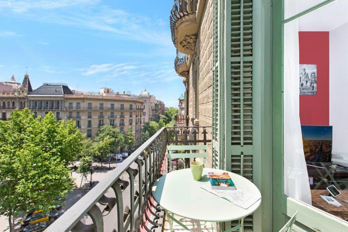 Central Suites Barcelona