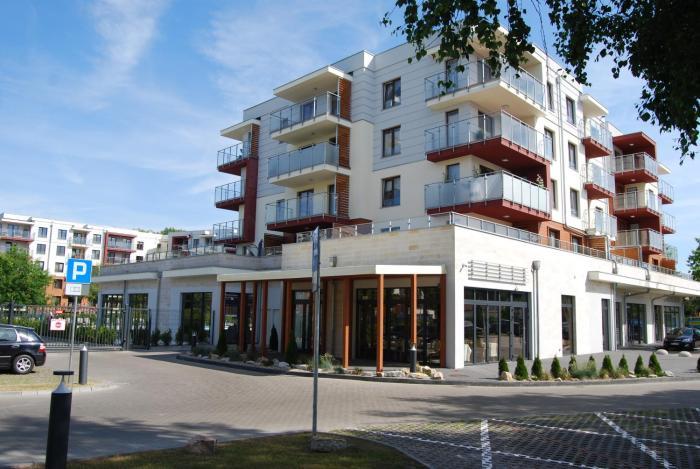 Apartament Piaskowy Polanki Park
