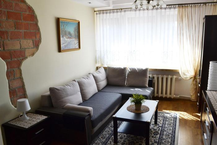Apartament w centrum Gdańska Apartment in the centre of Gdansk