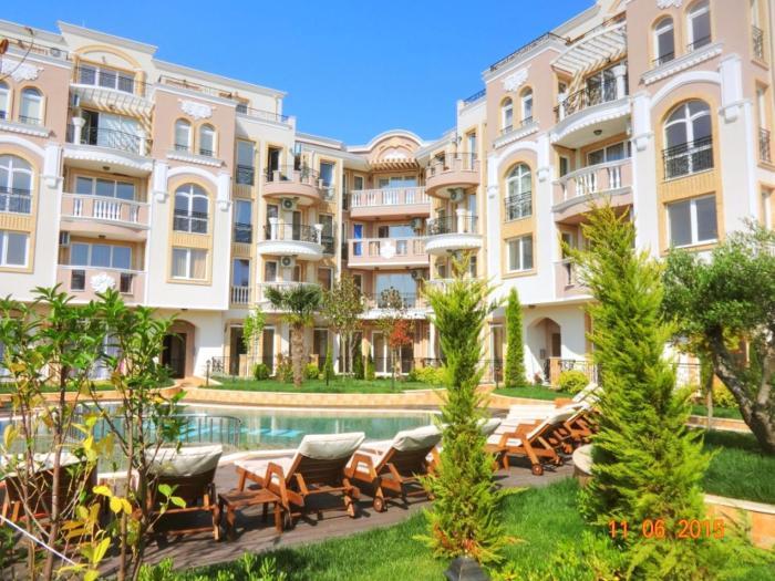 Mellia Apartment