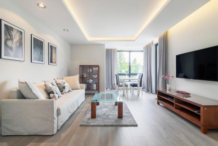 Luxury Apartments Okrzei Residence