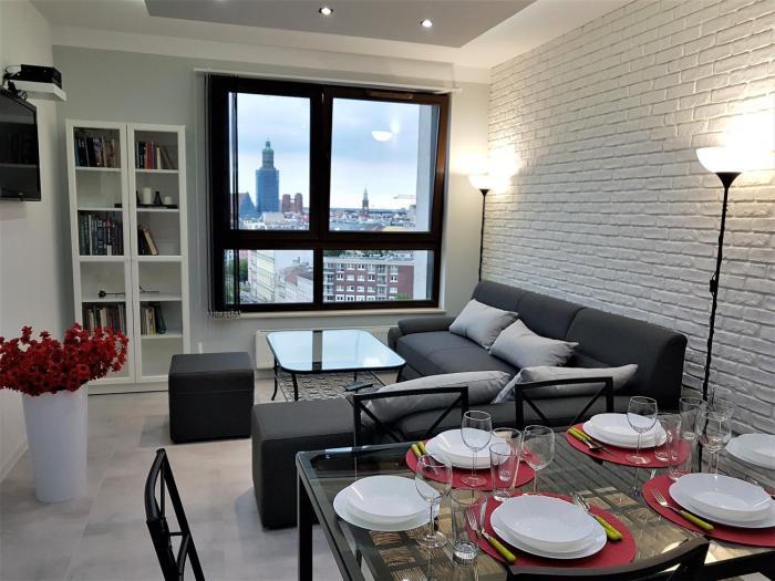 Lux Apartment Center