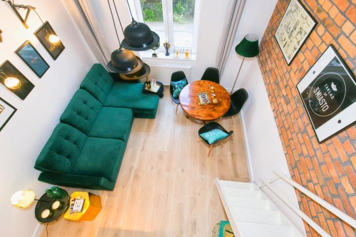 BERG Apartament Green GDANSK