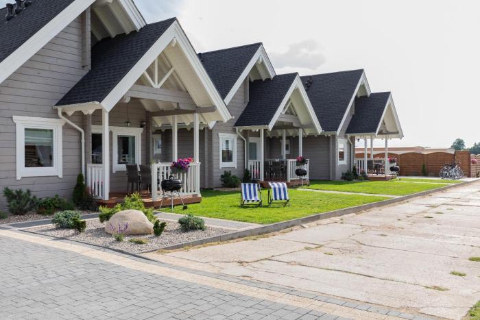 Mała Finlandia - luksusowe domki w Sarbinowie