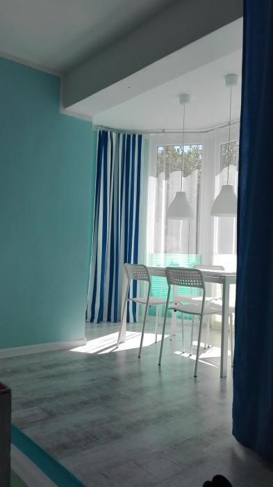 Apartament w MORSKIM STYLU