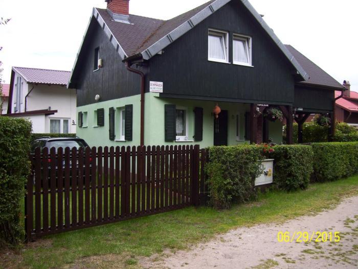 Domek Topolowa 2A