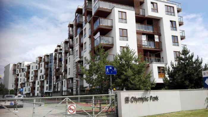 Apartament Kolonialny Olympic Park