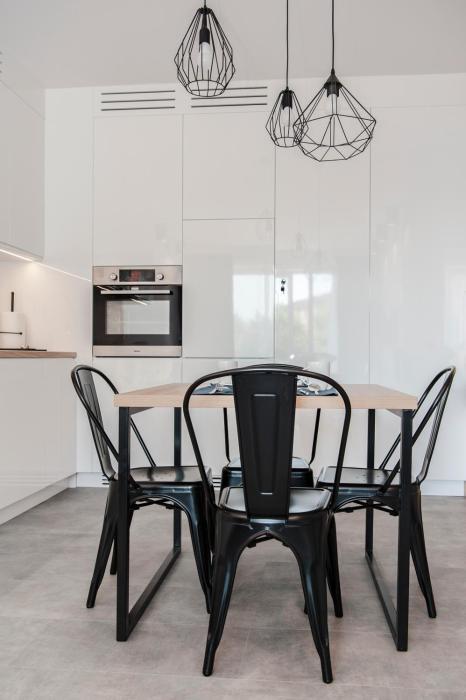 Unique 3City Apartments - Grey Apartment