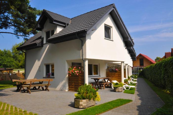 Ferienhaus Holiday Home Domki RAJ