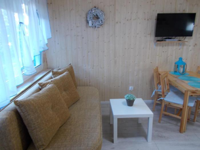 Domki Letniskowe w Sliwinie