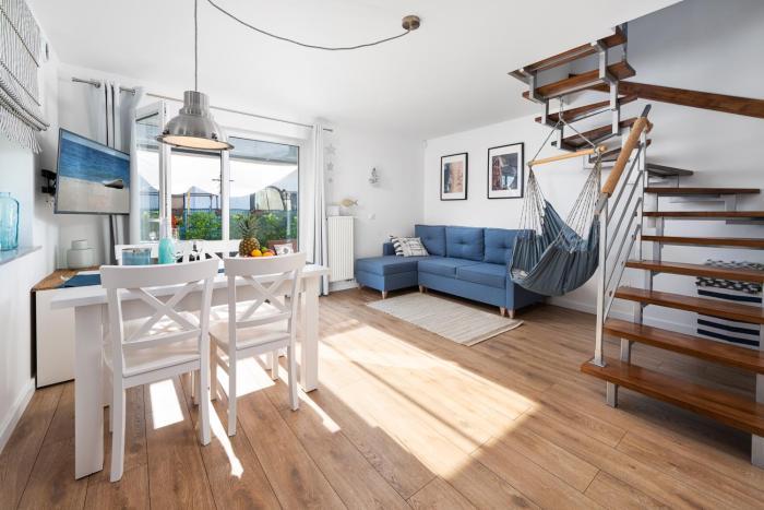 ApartDomek7b Jasne Wybrzeże nowy i luksusowy