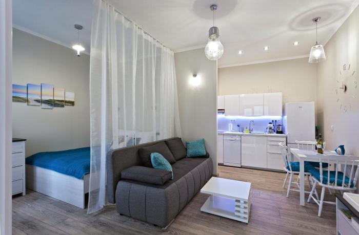 Seashell Apartment (Muszelka) Happy Hours