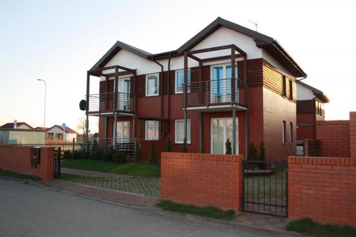 Sarbinowo Apartament by GdanskHomes
