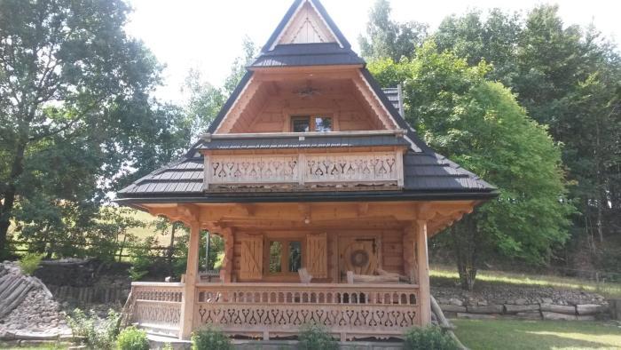 Kaszubska Górska Hata