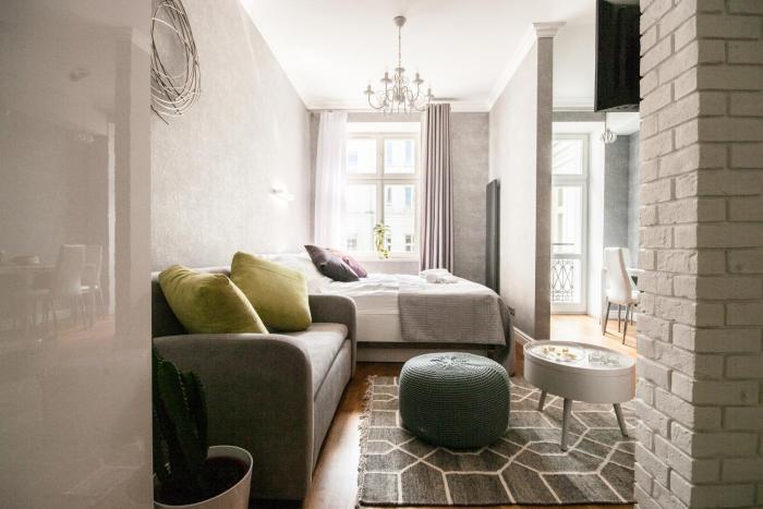 oompH Koszyki Luxurious Apartments