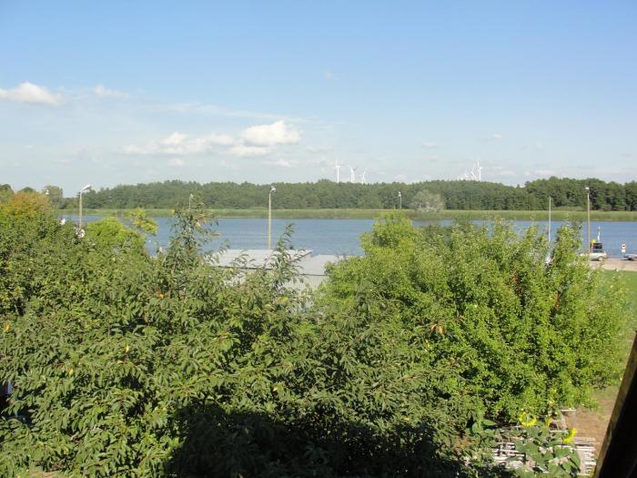 Apartament Wolin nad wodą koło Miedzyzdrojów