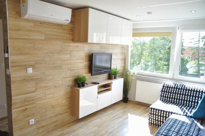 Apartament z klimatyzacją