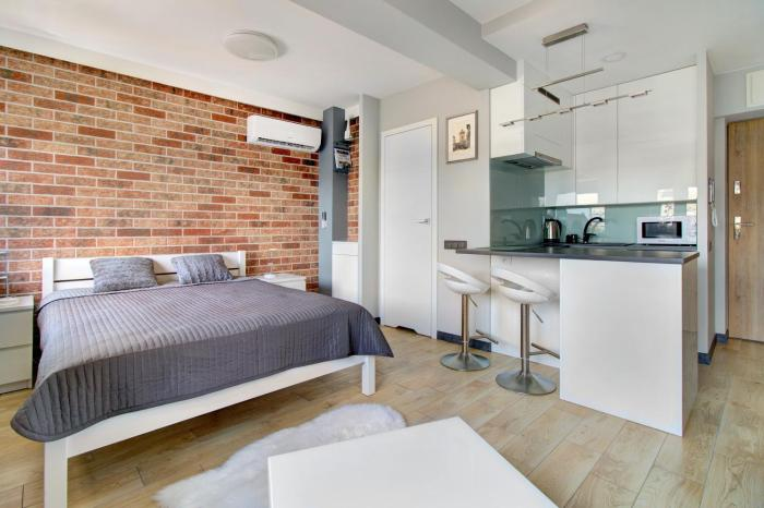 Apartment with beautiful view in Jewish District