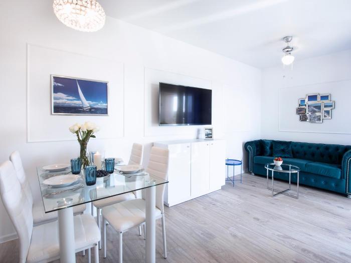 VacationClub - Bałtycka 6 Apartament 11