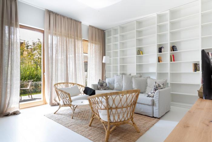 Apartment Warsaw Smoleńskiego by Renters