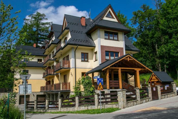 Apartament Cichy Zakątek z widokiem na góry