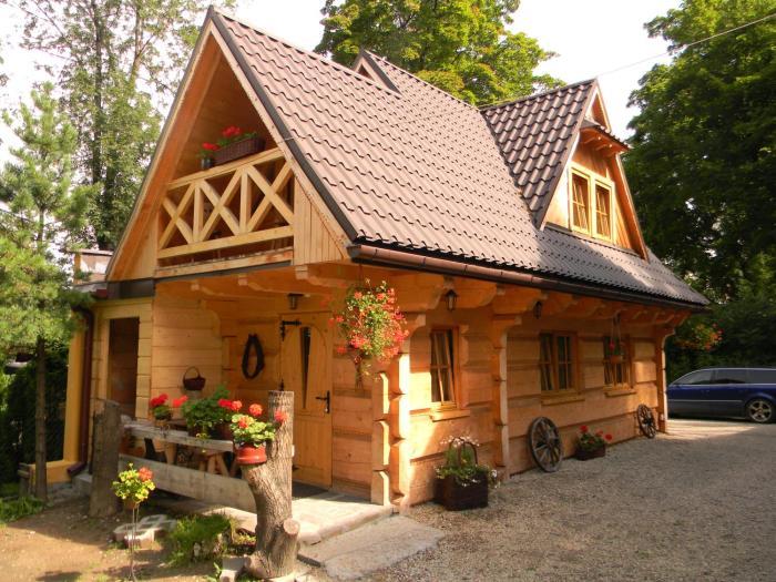 Góralski Domek Jasinek