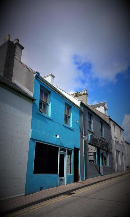 Hebridean Town House