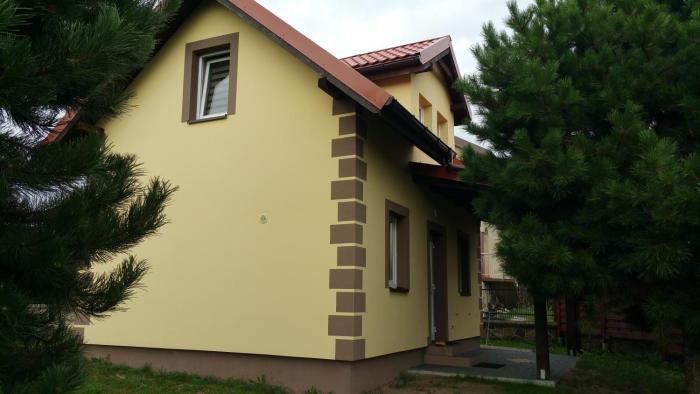 Domek Olivia Wilkasy, Mazury
