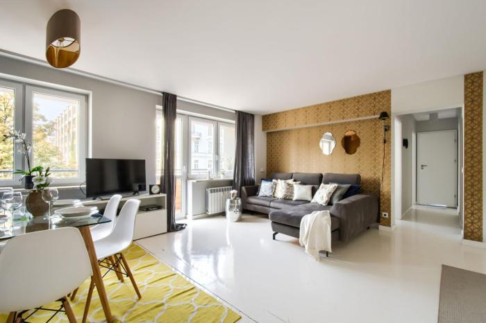 P&O Serviced Apartments UJAZDOWSKIE