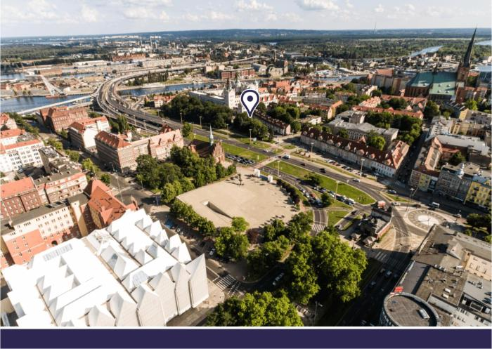 Apartment by the Castle - top spot in Szczecin